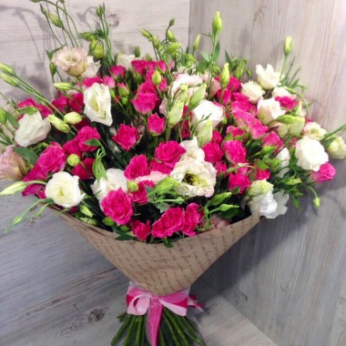 16 еустом і 29 кущових троянд