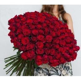 101 троянда 80 см