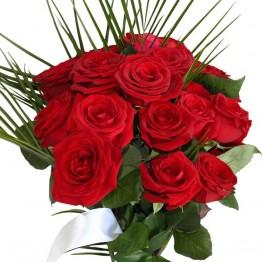 17 троянд 50 см