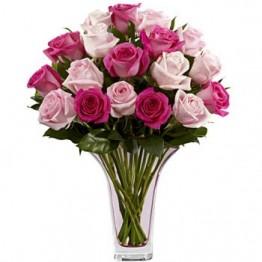 17 троянд 80 см