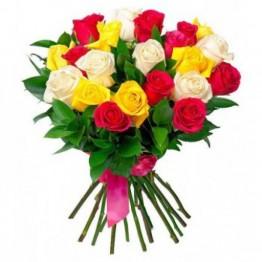 21 троянда 50 см