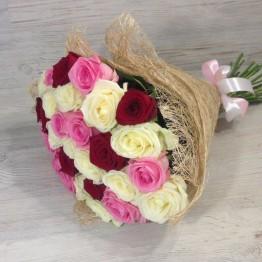 29 троянд 50 см