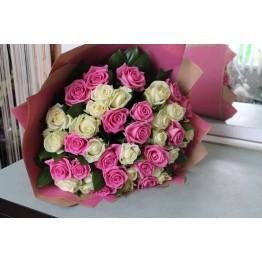 33 троянди 50 см