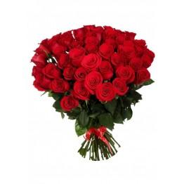33 троянди 60-70 см