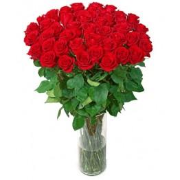 33 троянди 80 см