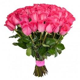 35 троянд 60-70 см