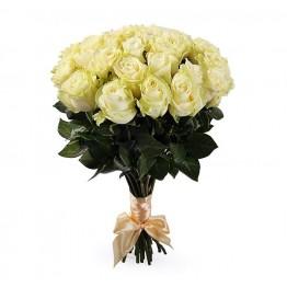 35 троянд 80 см