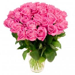 45 троянд 50 см