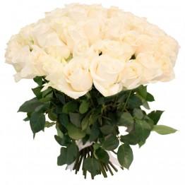 55 троянд 80 см