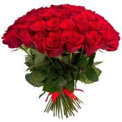 75 троянд 50 см
