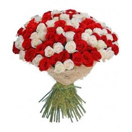 91 троянда 1 метр