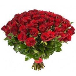 91 троянда 80 см