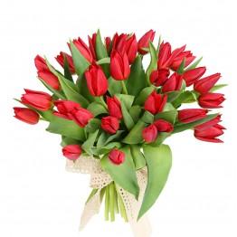 21 тюльпан