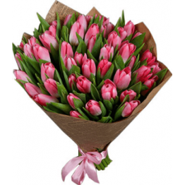 45 тюльпанів